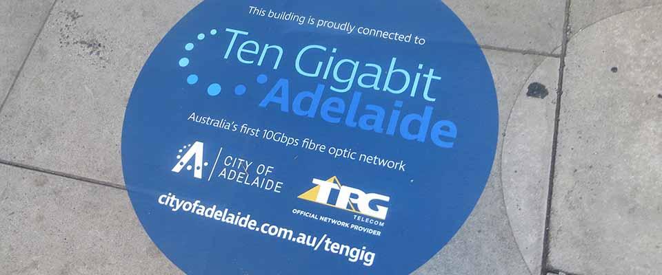 10 Gigabit Adelaide
