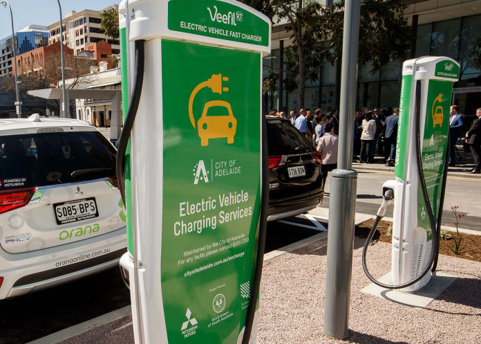 Electric-charging-station-adelaide-CBD