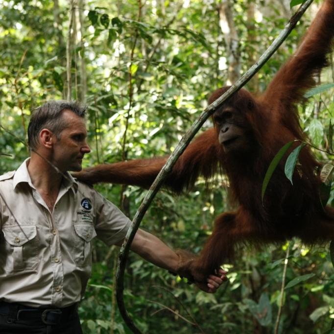 Dr. Peter Pratje - The Orang-utan Project