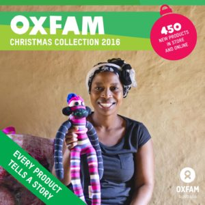 Oxfam Christmas Catalogue