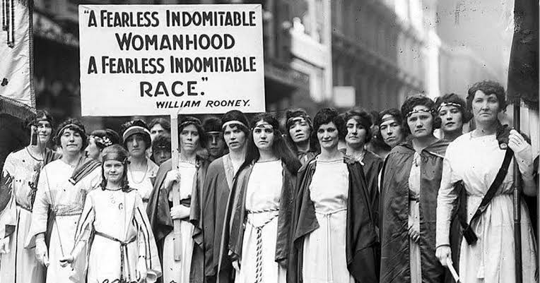 International Women's Day was first held in Europe in 1911