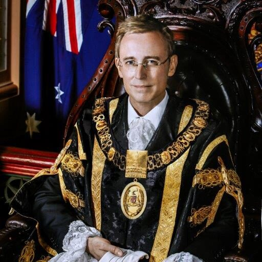Lord Mayor Portrait