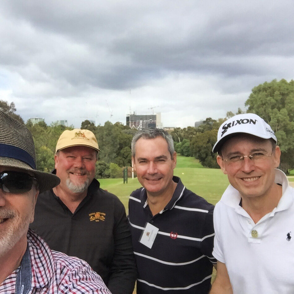 North Adelaide Golf Club, Lord Mayor's Golf day